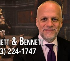 Houston Criminal Attorney Mark Bennett